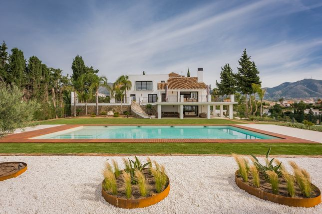 Thumbnail Villa for sale in Campo Mijas, Mijas, Malaga Mijas