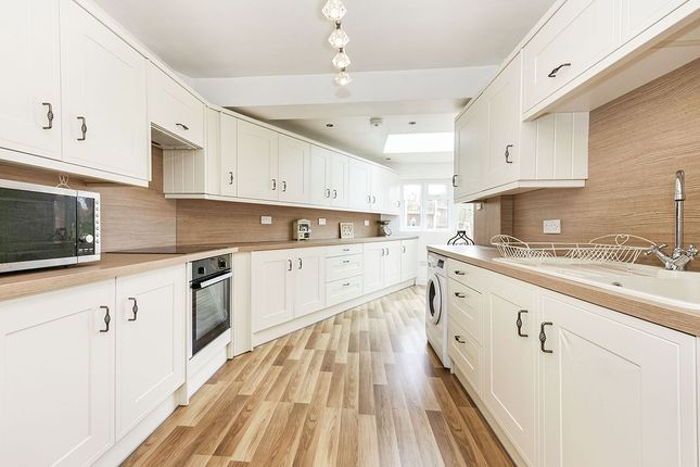 Thumbnail Semi-detached house for sale in Grove Road, Wickhambreaux, Canterbury, Kent