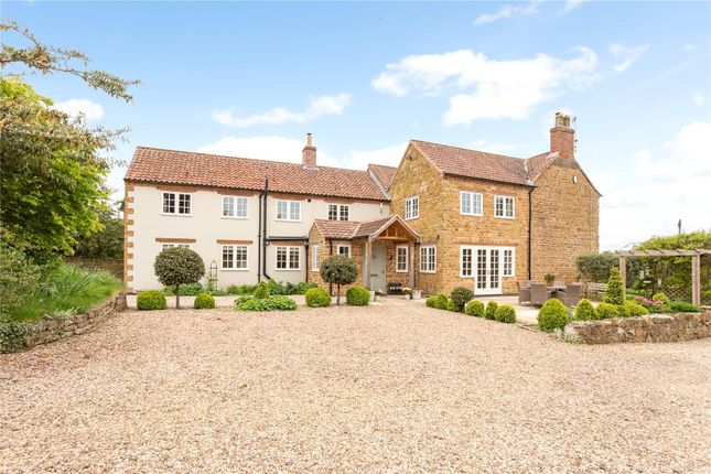 Thumbnail Detached house for sale in Church Lane, Stathern, Melton Mowbray, Leicestershire