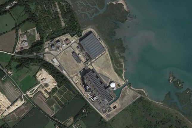 Thumbnail Commercial property to let in Fawley Power Station, Western Road, Fawley, Southampton