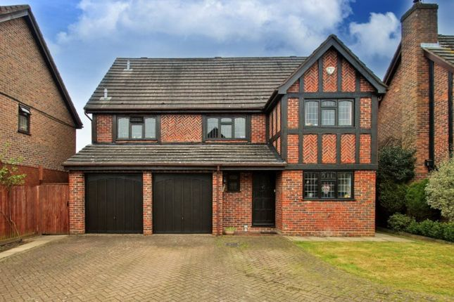 Thumbnail Property for sale in Lowry Close, College Town, Sandhurst, Berkshire