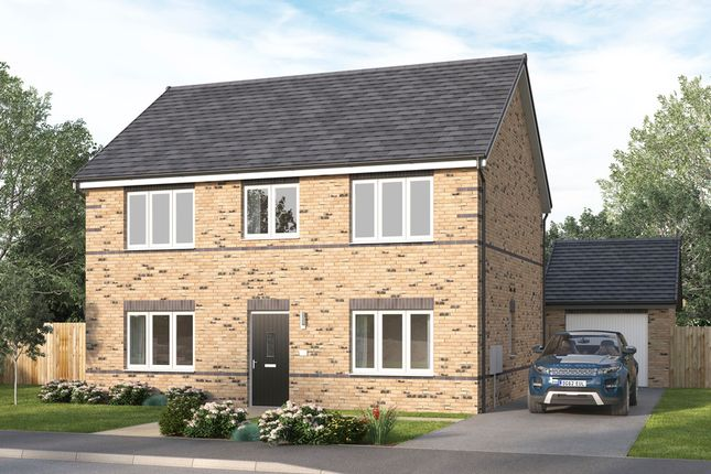 4 bed property for sale in Flass Lane, Castleford WF10