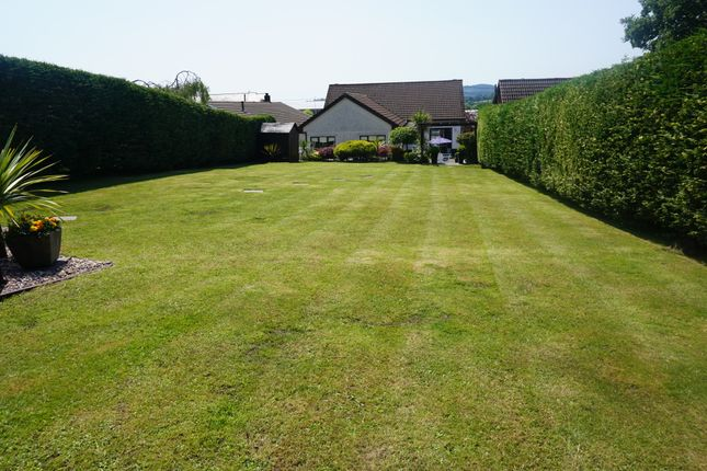 Thumbnail Detached bungalow for sale in Heol Y Parc, Cefneithin, Llanelli