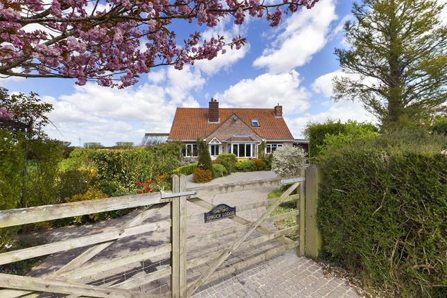 5 bed detached house for sale in Station Road, Thornton Curtis, North Lincolnshire DN39