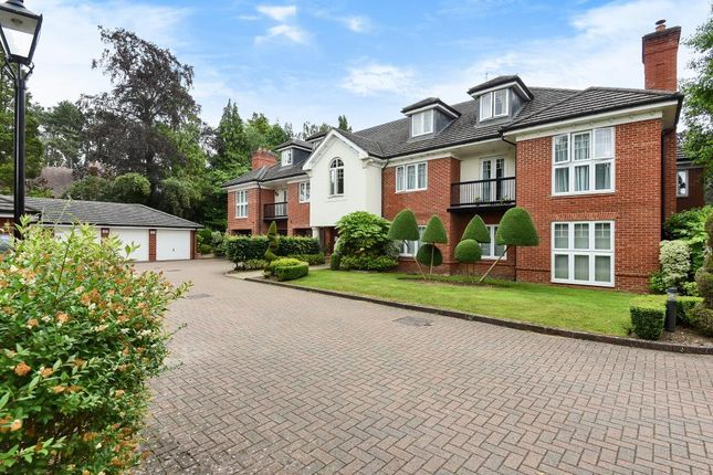Thumbnail Flat to rent in Lady Margaret Road, Sunningdale