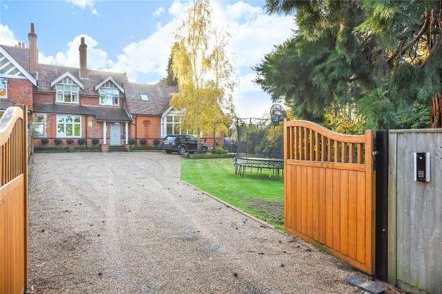 5 bed semi-detached house to rent in Butler Road, Bagshot, Surrey GU19