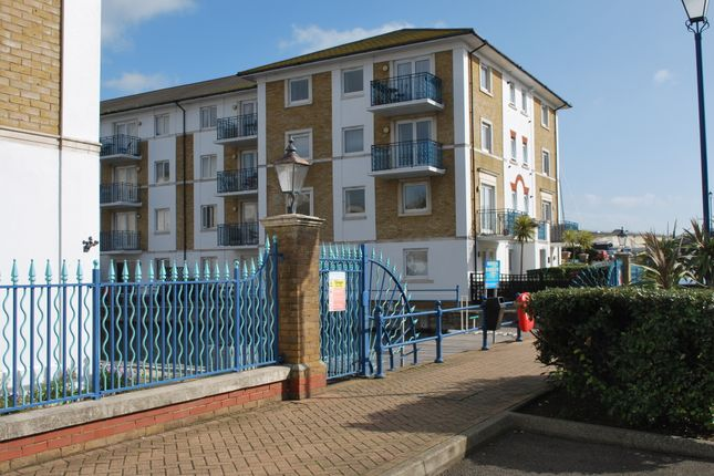 2 bed flat for sale in St Vincents, The Strand, Brighton Marina