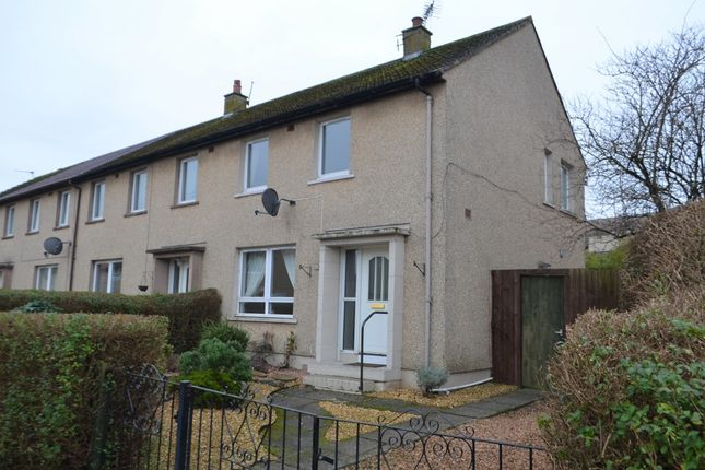 Thumbnail End terrace house to rent in Langlees Street, Falkirk