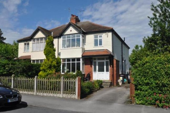 Thumbnail Semi-detached house to rent in Tewit Well Road, Harrogate, North Yorkshire