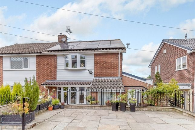 Thumbnail Semi-detached house for sale in Arnold Road, Hyde, Greater Manchester