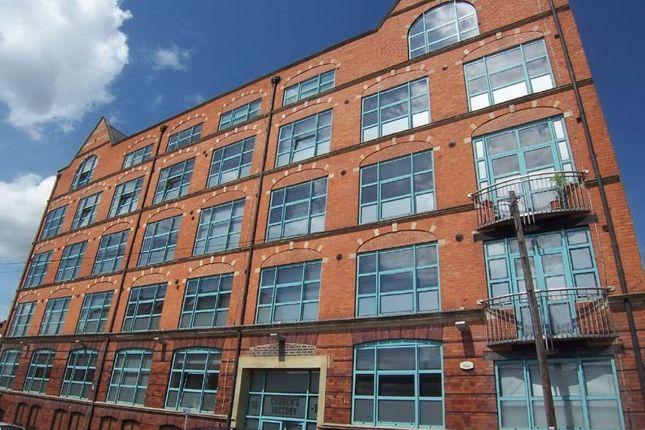 Thumbnail Flat for sale in Churches Factory, 10-14 Duke Street, Northampton