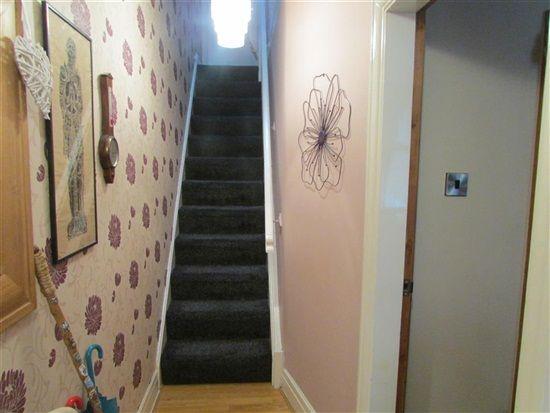 Hallway of Eldon Street, Preston PR2