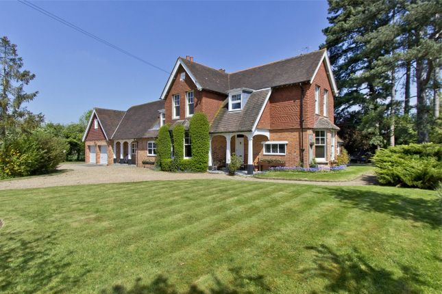 Thumbnail Detached house for sale in Gate House, Headcorn Road, Biddenden, Kent
