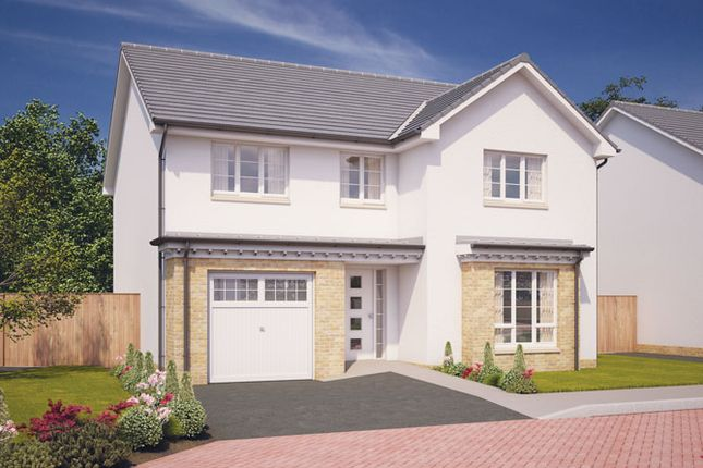 """Thumbnail Detached house for sale in """"The Tummel"""" at Perceton, Irvine"""