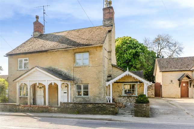 Thumbnail Semi-detached house for sale in Bicester Road, Middleton Stoney, Bicester, Oxfordshire