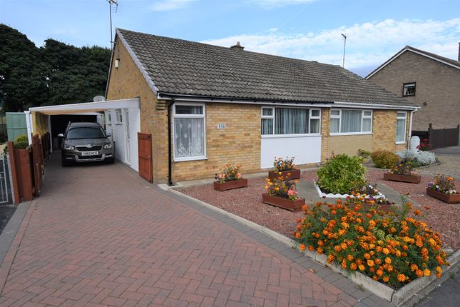 Thumbnail Bungalow to rent in Harewood Avenue, Bridlington
