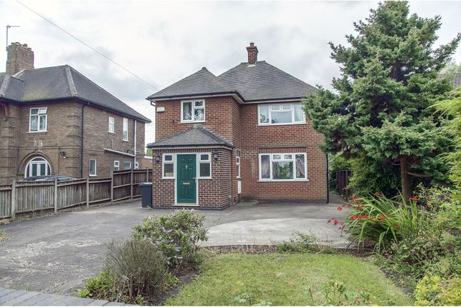 Thumbnail Detached house for sale in Greenhill Road, Coalville