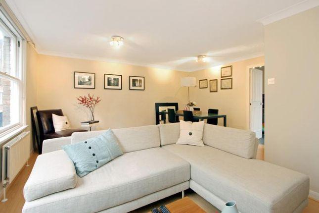 Thumbnail Property to rent in Shrewsbury Mews, London