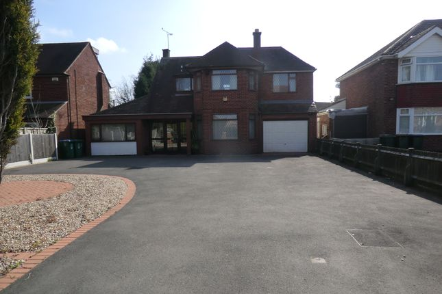 Thumbnail Detached house for sale in Wilsons Lane, Longford, Coventry