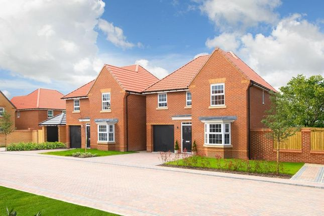 """4 bed detached house for sale in """"Millford"""" at Woodmansey Mile, Beverley HU17"""