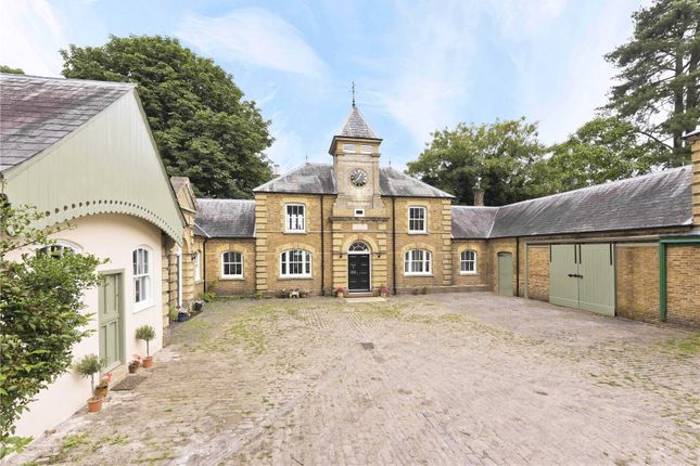 Thumbnail Detached house to rent in Down Place, Hogs Back, Guildford, Surrey