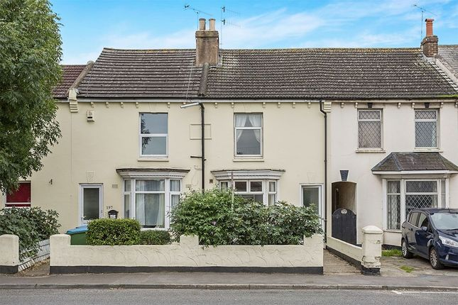 Thumbnail Terraced house to rent in Chichester Road, North Bersted, Bognor Regis