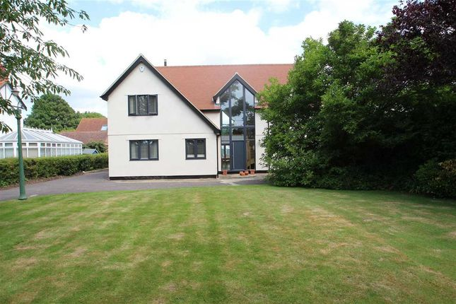 Thumbnail Detached house for sale in Molen, Bucklesham Road, Foxhall, Ipswich