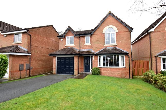 Thumbnail Detached house for sale in Fairstead Close, Westhoughton