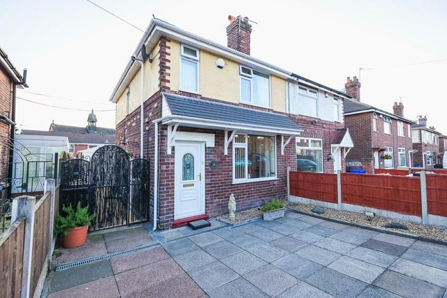 Thumbnail Semi-detached house for sale in Redwood Place, Meir, Stoke-On-Trent