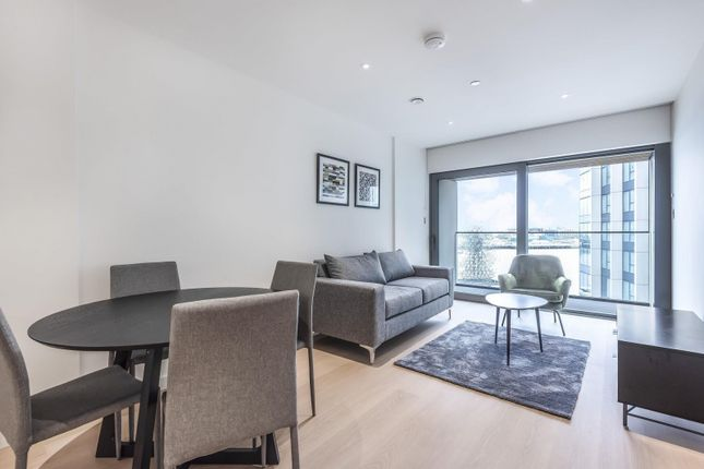 Thumbnail Flat to rent in No.2, Upper Riverside, Cutter Lane, Greenwich Peninsula