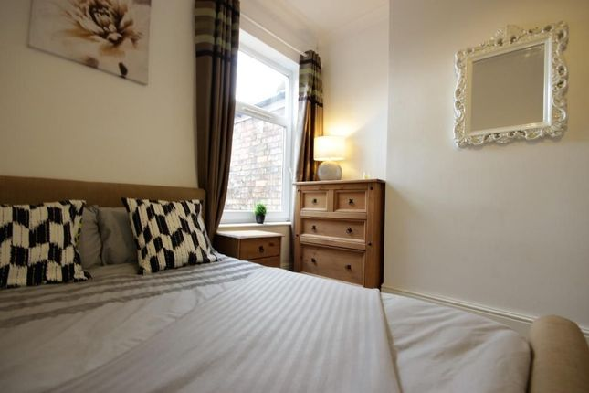 Thumbnail Terraced house to rent in Alliance Avenue, Hull