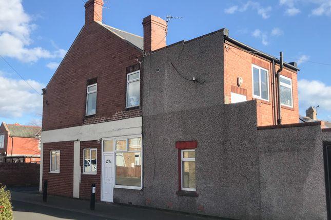 Thumbnail Flat to rent in Juliet Street, Ashington