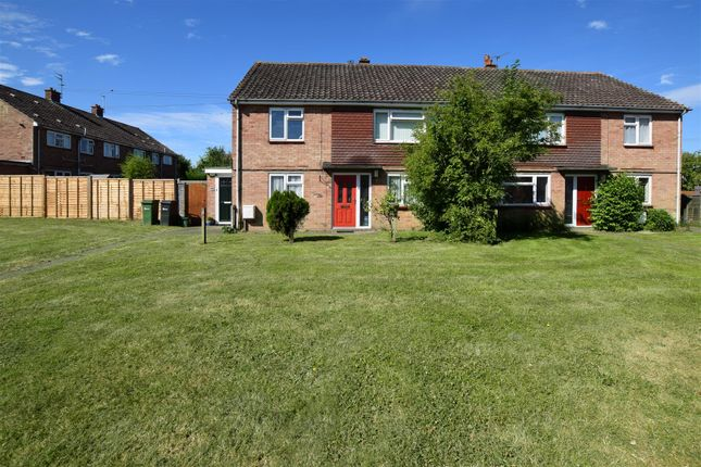 Thumbnail Maisonette for sale in De Vere Road, Earls Colne, Colchester