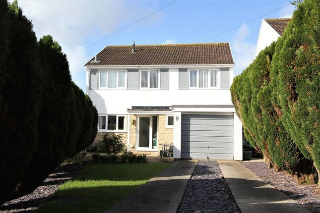 Thumbnail Detached house for sale in Glamorgan Close, Boverton, Llantwit Major