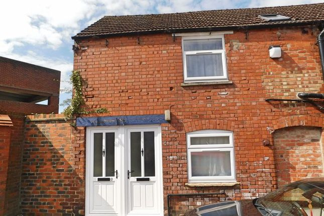 Thumbnail Flat to rent in Westgate, Grantham