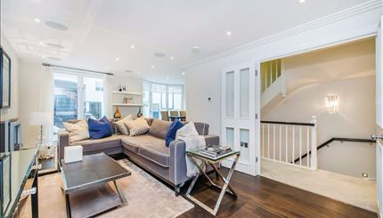 Thumbnail Town house to rent in Park Walk, Chelsea