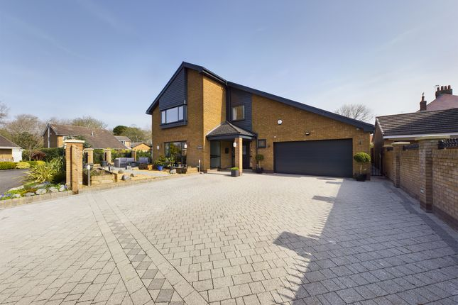 Thumbnail Detached house for sale in Linden Green, Thornton-Cleveleys