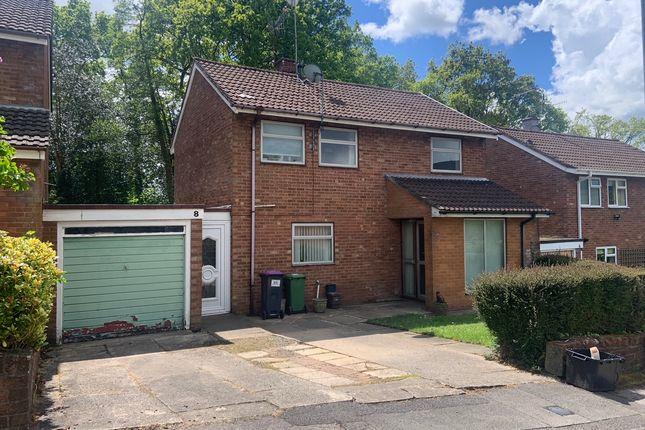 Thumbnail Detached house for sale in Garw Wood Drive, Croesyceiliog, Cwmbran