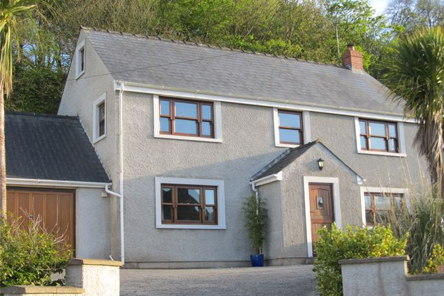 Thumbnail Detached house for sale in Gateholm, South Street, Dale, Haverfordwest