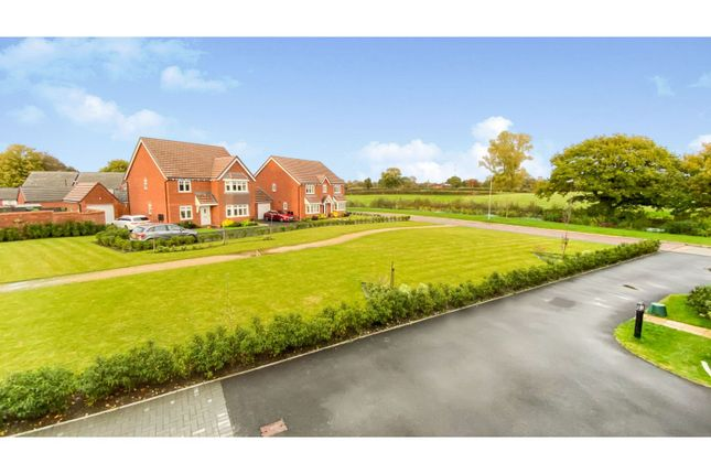 Thumbnail Detached house for sale in Leaman Road, Haslington, Crewe