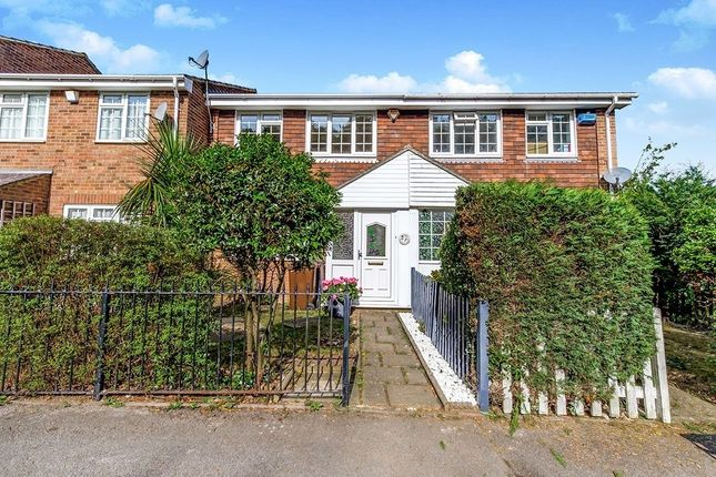 Thumbnail Terraced house to rent in Gleaming Wood Drive, Chatham
