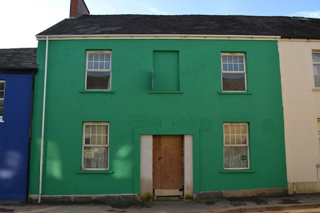Thumbnail Property for sale in Water Street, Carmarthen, Carmarthenshire