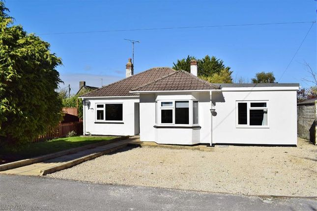 Thumbnail Detached bungalow for sale in Cricketts Lane, Chippenham, Wiltshire