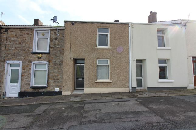 Thumbnail Terraced house to rent in Mafeking Terrace, Tredegar