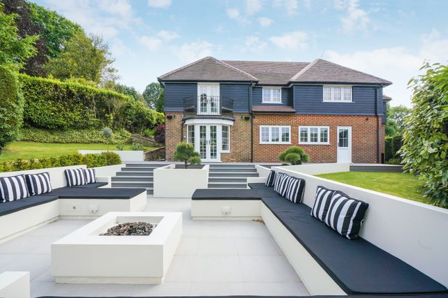 Thumbnail Detached house for sale in The Glade, Kingswood, Tadworth, Surrey KT20.