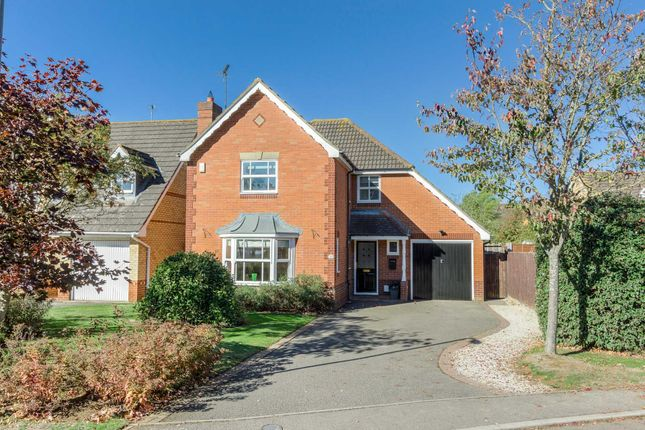 Thumbnail Detached house for sale in Milton Bridge, Wootton, Northampton