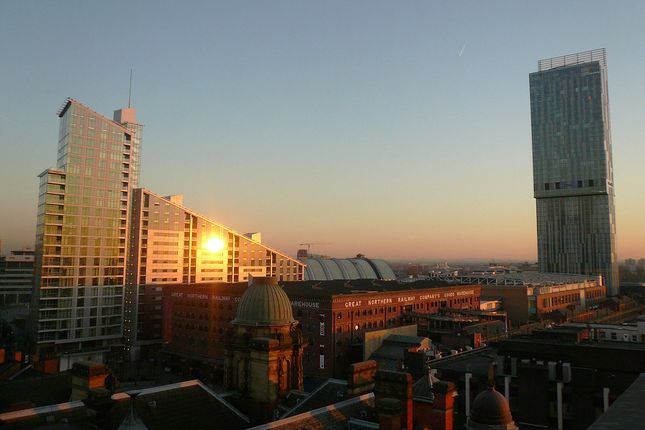 Thumbnail Flat for sale in Manchester, Manchester