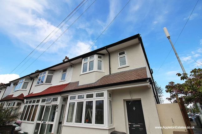 Thumbnail End terrace house for sale in Friday Road, Mitcham