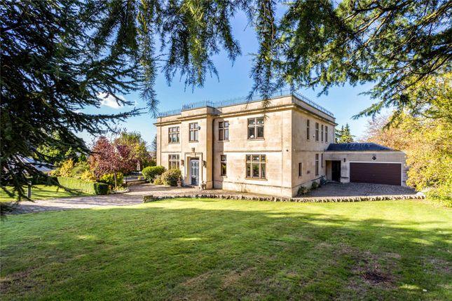 Thumbnail Detached house for sale in Birchley Road, Battledown, Cheltenham, Gloucestershire
