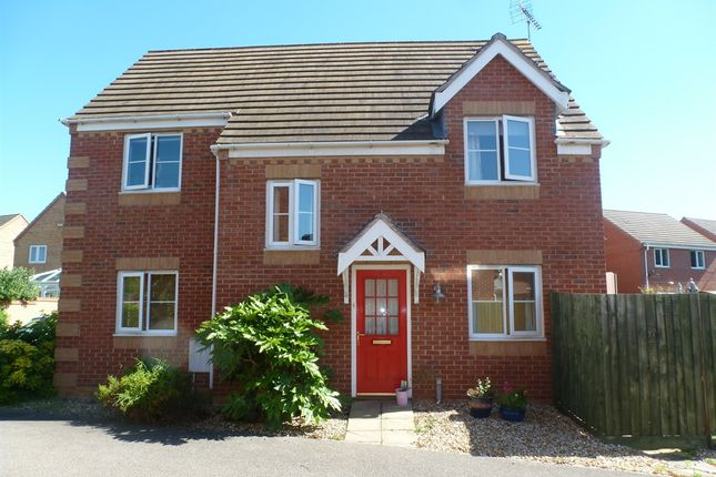 Thumbnail Detached house for sale in Shackleton Close, Shortstown, Bedford